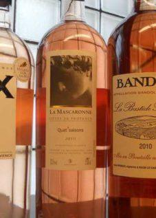 circuit oenologie route des vins de provence