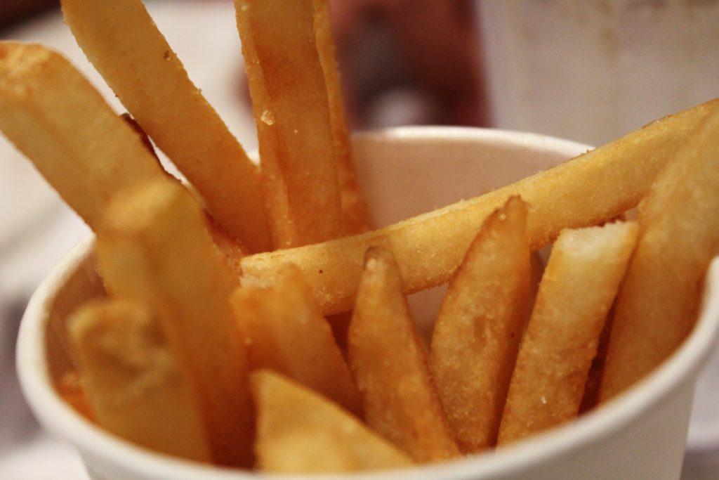 frites légères friteuse sans huile