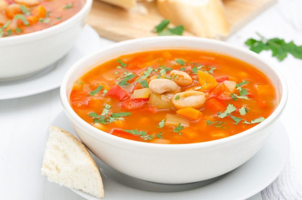 soupe crevettes cuisine thai
