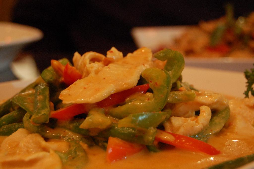 bases cuisine thai épices