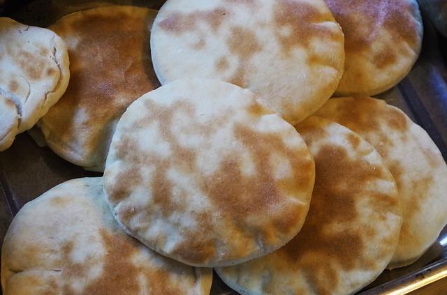 fabriquer pain pita pain kebab soi même